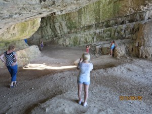4. oszt a barlangban