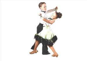 táncoló gyerekek